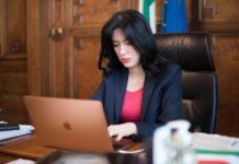 Lucia Azzolina Scuola