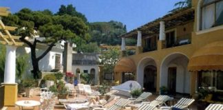 Lhotel Certosella a Capri