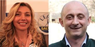 Elena Murelli e Andrea Dara