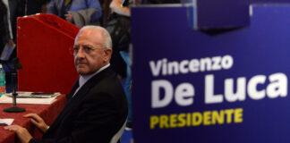 Vincenzo De Luca (foto Kontrolab)