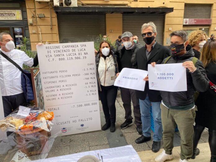 ristoratori protesta napoli3 (buona)