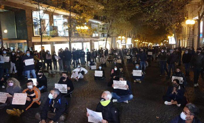 vomero protesta 25.10.2020