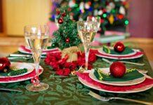 Natale cena pranzo
