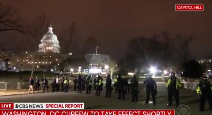 Capitol hill Usa