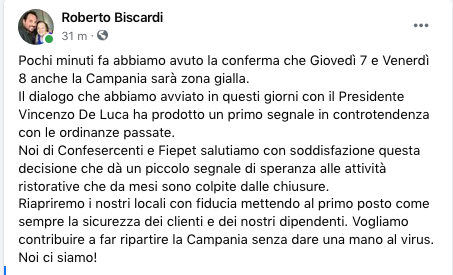 Post Roberto Biscardi
