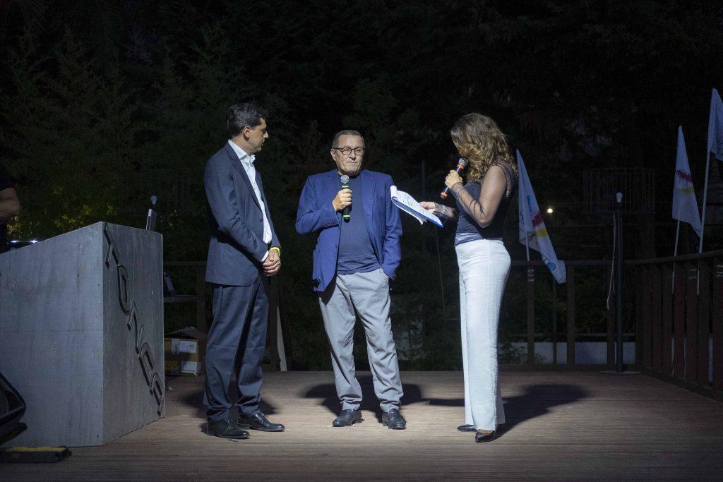 Riccardo Guarino e Lello Carlino